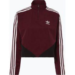 Adidas Originals - Damska bluza nierozpinana, czerwony. Czerwone bluzy rozpinane damskie adidas Originals, xs. Za 299,95 zł.