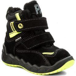 Buty zimowe chłopięce: Śniegowce PRIMIGI - GORE-TEX 8560077  Nero