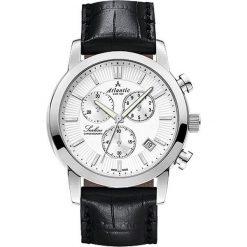 Zegarek Atlantic Męski Sealine 62450.41.21 Chronograf czarny. Czarne zegarki męskie Atlantic. Za 1226,99 zł.