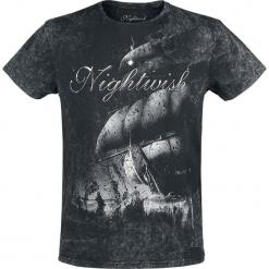 Nightwish Woe To All T-Shirt czarny. Czarne t-shirty męskie z nadrukiem Nightwish, xl, z dekoltem na plecach. Za 121,90 zł.