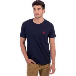 T-shirty męskie: Koszulka w kolorze granatowym