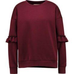 Bluzy damskie: Sparkz MALDONE Bluza burgundy