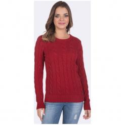 Giorgio Di Mare Sweter Damski Xl Burgundowy. Czerwone swetry klasyczne damskie marki Giorgio di Mare, xl. Za 169,00 zł.