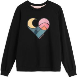 Bluzy rozpinane damskie: BLUZA CYRO BLACK