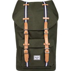 Plecaki męskie: Herschel LITTLE AMERICA Plecak forest green/veggie
