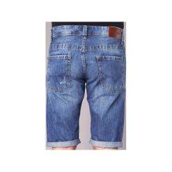 Szorty i Bermudy  Pepe jeans  CASH SHORT. Niebieskie bermudy męskie marki Pepe Jeans. Za 231,80 zł.