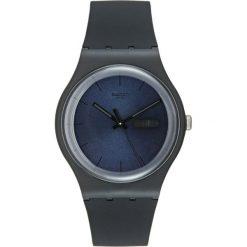 Swatch BLACK REBEL Zegarek black. Czarne, analogowe zegarki damskie Swatch. Za 270,00 zł.