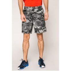 Adidas Performance - Szorty. Szare spodenki sportowe męskie marki adidas Performance, z bawełny, sportowe. W wyprzedaży za 129,90 zł.