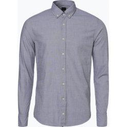 BOSS Casual - Koszula męska – Mabsoot, czarny. Czarne koszule męskie slim BOSS Casual, m, z bawełny. Za 279,95 zł.
