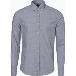 Koszule męskie: BOSS Casual – Koszula męska – Mabsoot, czarny