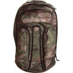 """Plecaki męskie: Plecak """"Curbshark"""" w kolorze oliwkowo-beżowo-brązowym – 35 x 48 x 15 cm"""