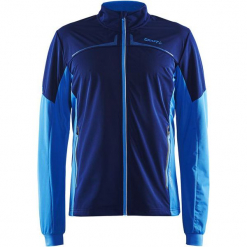 Craft Kurtka Do Narciarstwa Biegowego Intensity Blue M. Białe kurtki do biegania męskie marki Craft, m. W wyprzedaży za 359,00 zł.