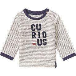 """Bluzy niemowlęce: Bluza """"Greencastle"""" w kolorze kremowo-granatowym"""