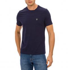 T-shirt w kolorze ciemnoniebieskim. Niebieskie t-shirty męskie GALVANNI, m, z okrągłym kołnierzem. W wyprzedaży za 84,95 zł.