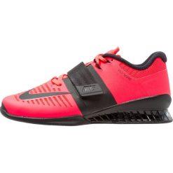 Nike Performance ROMALEOS 3 Obuwie treningowe solar red/black. Czerwone buty skate męskie Nike Performance, z materiału. Za 839,00 zł.
