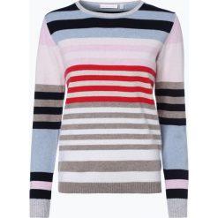 Swetry klasyczne damskie: (THE MERCER) N.Y. – Sweter damski z czystego kaszmiru, beżowy