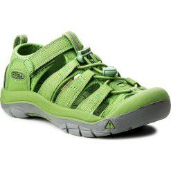Sandały KEEN - Newport H2 1018272  Fluorite Green. Zielone sandały chłopięce marki Keen, z materiału. Za 239,95 zł.