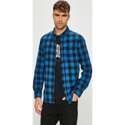 PRODUKT by Jack & Jones - Koszula 12130163. Czarne koszule męskie na spinki marki TOM TAILOR DENIM, l, z bawełny, button down, z długim rękawem. Za 119,90 zł.