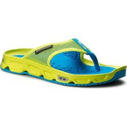 Chodaki męskie: Japonki SALOMON - Rx Break 392494 27 M0 Lime Punch./Imperial Blue/Cloisonne