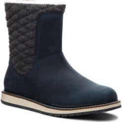 Śniegowce HELLY HANSEN - Seraphina 112-58.504 Dark Teal/Navy/Natura. Niebieskie buty zimowe damskie marki Helly Hansen. W wyprzedaży za 389,00 zł.