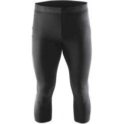 Bermudy męskie: Craft Spodnie Do Biegania Prime Knickers Black L