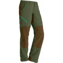 Bryczesy damskie: Marmot Spodnie Softshellowe W's Limantour Pant Stone Green/Coffee 8