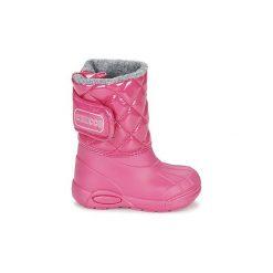 Śniegowce Dziecko Chicco  WILLIAM. Niebieskie buty zimowe chłopięce marki Timberland, z gumy. Za 159,20 zł.