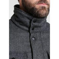 Pier One Kurtka zimowa grey melange. Szare kurtki męskie zimowe marki Pier One, m, z materiału. Za 379,00 zł.