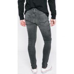 Levi's - Jeansy Line 8. Niebieskie jeansy męskie skinny marki House, z jeansu. W wyprzedaży za 179,90 zł.