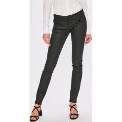 Pepe Jeans - Spodnie New Brooke. Szare jeansy damskie rurki Pepe Jeans. Za 399,90 zł.