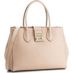 Torebka FURLA - Metropolis 941896 B BMN4 VFO Mangolia. Brązowe torebki klasyczne damskie marki Furla, ze skóry, duże. W wyprzedaży za 1069,00 zł.