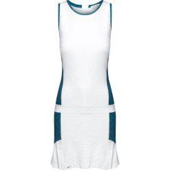 Sukienki: Sukienka L EOTILE SPORT DROP WAIST Biały Zielony