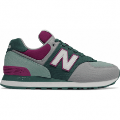 New Balance Outdoor Patch - WL574INC. Szare buty trekkingowe damskie New Balance. Za 349,99 zł.