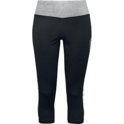 Supernatural Hunters In Training Spodnie dresowe melanż czarny/szary. Czarne spodnie dresowe damskie Supernatural, xl, melanż, z dresówki. Za 74,90 zł.