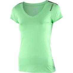 Bluzki sportowe damskie: koszulka sportowa damska REEBOK ONE SERIES ACTIVCHILL TEE / AI1738