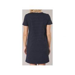 Sukienki krótkie Casual Attitude  INOUNOUN. Niebieskie sukienki mini marki Casual Attitude, na co dzień, l, casualowe, z krótkim rękawem. Za 143,20 zł.