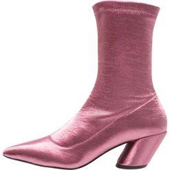 Botki damskie lity: Shellys London FEVER Botki pink