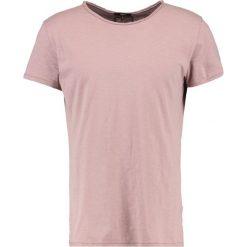 T-shirty męskie: Tigha VITO SLUB Tshirt basic dusty purple