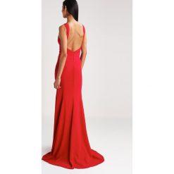 Długie sukienki: Mascara Długa sukienka scarlet