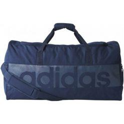 Torby podróżne: Adidas Torba Sportowa Lin Per Tb L Collegiate Navy/Trace Blue L