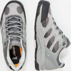 HiTec WILDFIRE LOW I WP Obuwie hikingowe cool grey/graphite/iceberg green. Szare buty sportowe damskie Hi-tec, z gumy, outdoorowe. Za 379,00 zł.