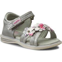 Sandały dziewczęce: Sandały NELLI BLU – C17SS726-2 Srebrny