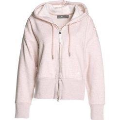 Adidas by Stella McCartney HOODIE Bluza rozpinana pesame. Czerwone bluzy damskie adidas by Stella McCartney, m, z bawełny. W wyprzedaży za 349,30 zł.
