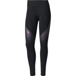 Adidas Legginsy Wow Drop 3 Tigh czarne r. XS (B45791). Czarne legginsy sportowe damskie marki Adidas, xs. Za 234,43 zł.