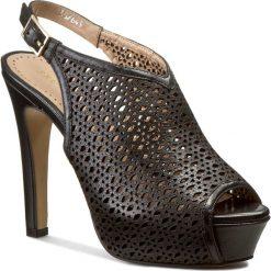 Rzymianki damskie: Sandały BRUNO PREMI – Vitello F3600P Nero