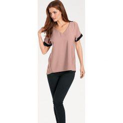 Odzież damska: Bluzka w kolorze jasnoróżowym