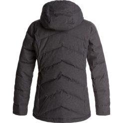 Roxy NANCY  Kurtka zimowa forged iron. Szare kurtki damskie zimowe marki Roxy, xl, z materiału. W wyprzedaży za 629,25 zł.
