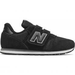 New Balance KV373KUY. Czarne buty sportowe dziewczęce New Balance, na lato. Za 249,99 zł.