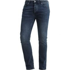 Jeansy męskie regular: Topman NARDO Jeansy Slim Fit blue