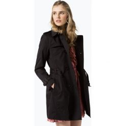Esprit Casual - Płaszcz damski, czarny. Czarne płaszcze damskie pastelowe Esprit Casual, xxl, z bawełny, casualowe. Za 449,95 zł.